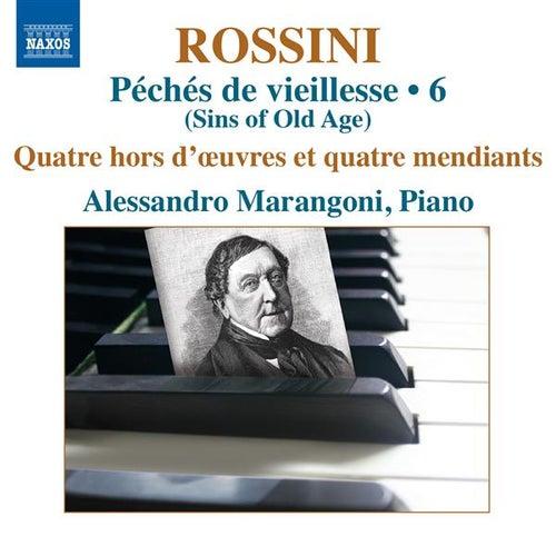 Rossini: Piano Music, Vol. 6 by Alessandro Marangoni