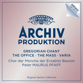 Gregorian Chant - The Office - The Mass - Varia by Various Artists