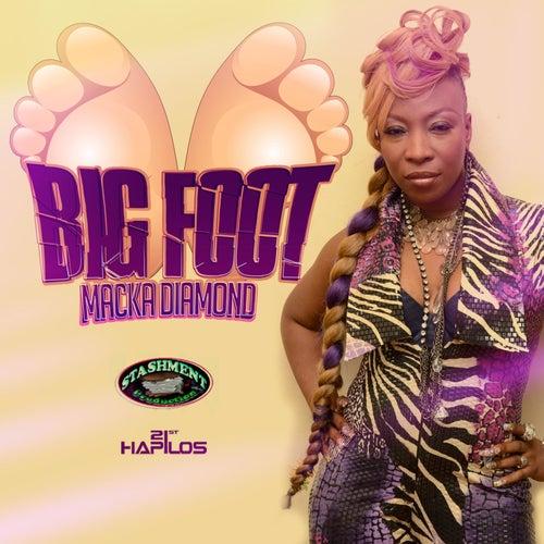 Big Foot - Single by Macka Diamond