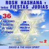Rosh Hashana y Todas las Fiestas Judias, Vol. 2 by David & The High Spirit