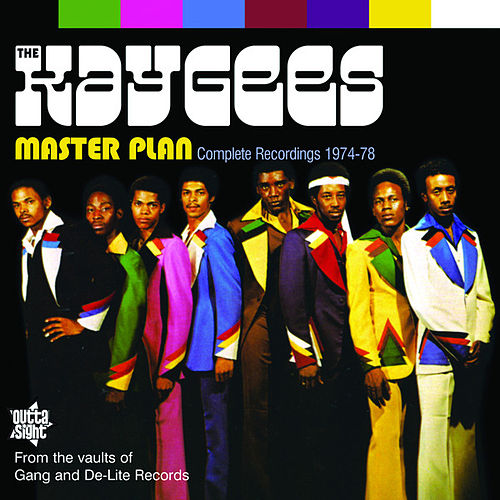Master Plan: The Complete Recordings 1974-78 by The Kay Gees