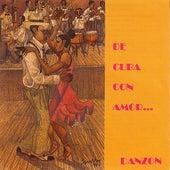 De Cuba Con Amor... Danzon by Various Artists