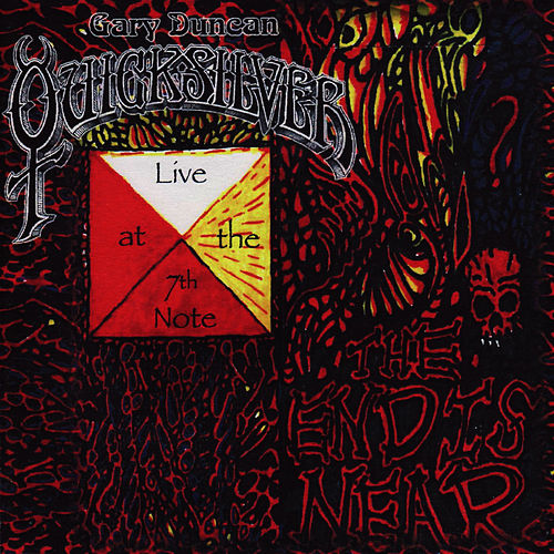 Live At The 7th Note by Quicksilver Messenger Service