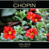 Chopin: Valses, Vol. 2 by Anna Lena Leyfeldt