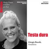 Die Erste - Testa dura (Giorgia Boscolo, Gondoliera) by Julia Fischer