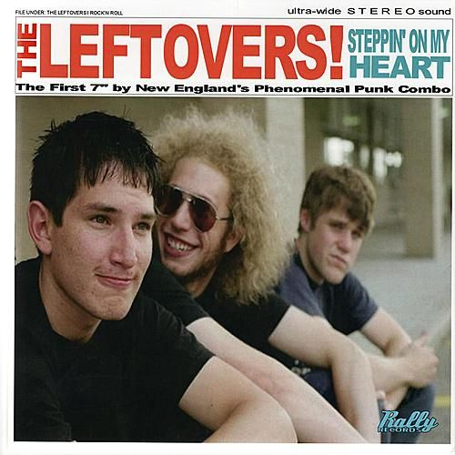 Steppin' On My Heart by The Leftovers