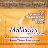 Meditación by John Martin