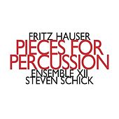 Fritz Hauser : Pieces For Percussion by Ensemble XII and Steven Schick