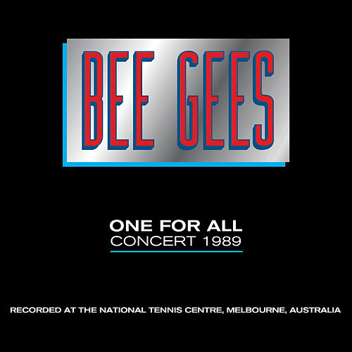 One For All Concert 1989 by Bee Gees
