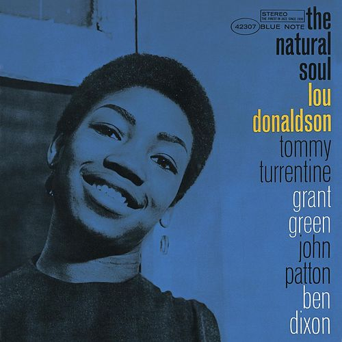 The Natural Soul by Lou Donaldson