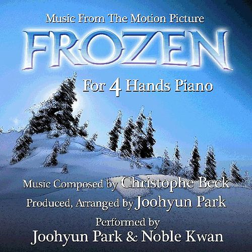 Frozen (For 4 Hands Piano from the Motion Picture) by Joohyun Park