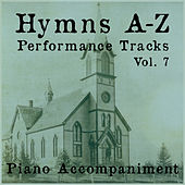 Hymns A-Z Performance Tracks: Vol 7 by Worship Service Resources