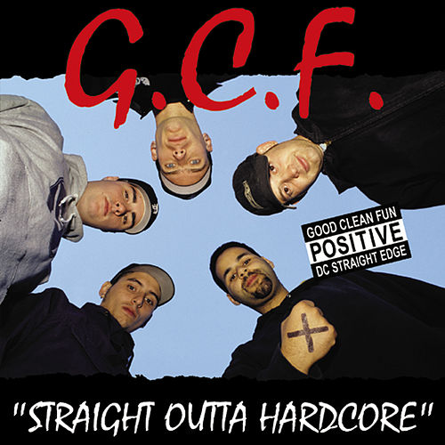 Straight Outta Hardcore by Good Clean Fun