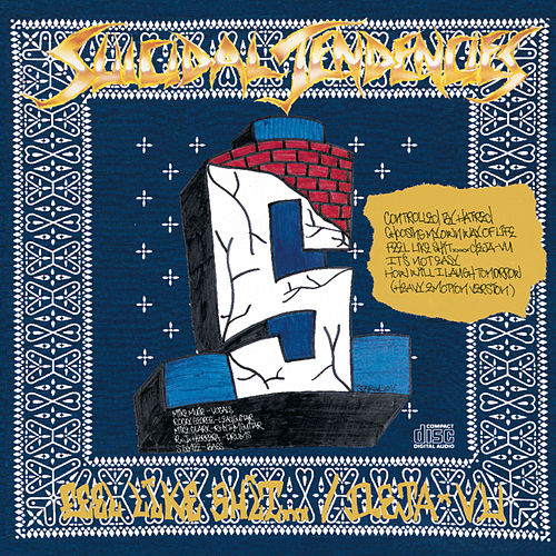Feel Like Shit...Deja Vu/Controlled By Hatre by Suicidal Tendencies