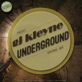 Underground by Gj Kleyne
