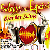 Baladas en Español Grandes Éxitos by Various Artists
