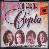 Con Sabor a Copla by Various Artists