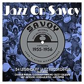 Jazz on Savoy 1955-1956 von Various Artists