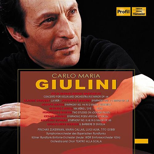 Carlo Maria Giulini Box Set by Various Artists