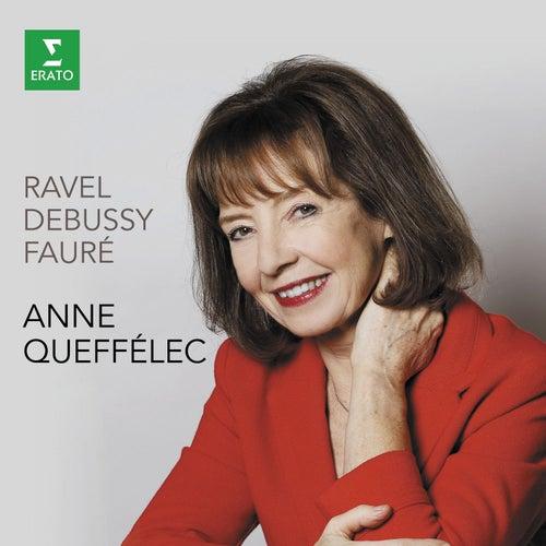 Ravel Debussy Fauré by Anne Queffelec