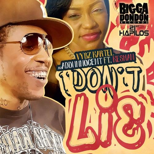 Don't Lie - Single by VYBZ Kartel