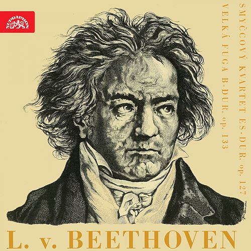 Beethoven: String Quartet No. 12 in E-Flat Major, Fugue in B-Flat Major by Smetana Quartet