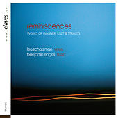 Reminiscences: Romantic Works for Violin & Piano by Benjamin Engeli
