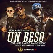 Un Beso (Remix) [feat. Jory & Valdo] by Pacho
