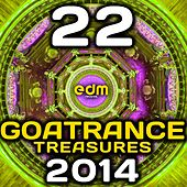 Goa Trance Treasures 2014 - 22 Best of Top Full-on, Progressive & Psychedelic Goa Hits by Various Artists
