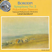 Borodin: Symphony No. 2 / Polovtsian Dances by Loris Tjeknavorian
