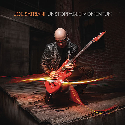 Unstoppable Momentum by Joe Satriani