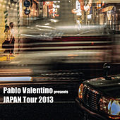 Pablo Valentino presents Japan Tour 2013 Exclusive Compilation by Various Artists