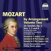 Mozart by Arrangement, Vol. 2 by Daniel Herscovitch