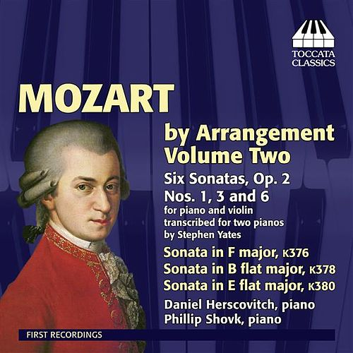 Mozart by Arrangement, Vol. 2 by Daniel Herscovitch