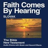 Slovenské Nový Zákon (Dramatizoval) - Slovak New Testament (Dramatized) by The Bible