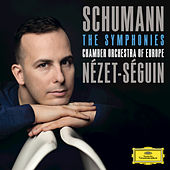 Schumann: The Symphonies by Chamber Orchestra of Europe