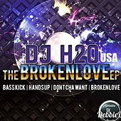 The Broken Love - Single by H20