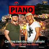 Can you feel the love tonight (Italian) by Piano