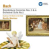 Bach: Brandenburg Concerto Nos 5 & 6, etc by Various Artists