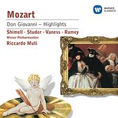 Mozart: Don Giovanni (highlights) by Various Artists