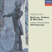 Strauss, J.II: Waltzes, Polkas & Marches by Various Artists