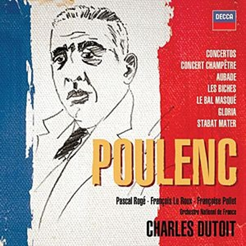 Poulenc: Concertos, Orchestral & Choral  Works by Various Artists