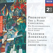 Prokofiev: The Piano Concertos by Vladimir Ashkenazy