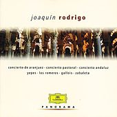 Rodrigo: Concierto de Aranjuez, Entre olivares etc. by Various Artists