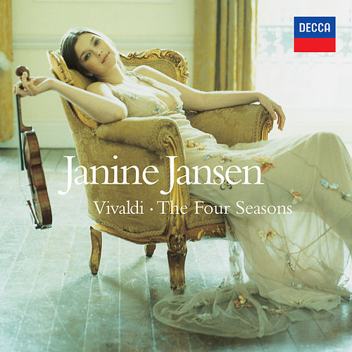 Vivaldi: The Four Seasons by Janine Jansen