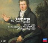 Beethoven: Piano Concertos & Sonatas by Steven Lubin