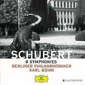 Schubert: 8 Symphonies by Berliner Philharmoniker