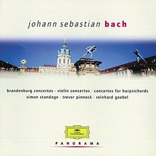 J.S. Bach: Concertos by Various Artists