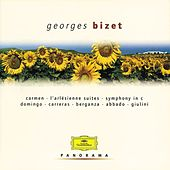 Bizet: Carmen; L'Arlésienne; Symphony No.1 by Various Artists
