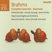 Brahms: Complete Concertos / Overtures by Various Artists